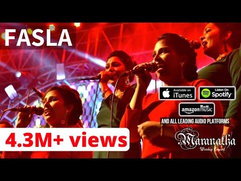 FASLA | Awesome Hindi Christian Worship song from Maranatha Worship Concert | Recorded live in India