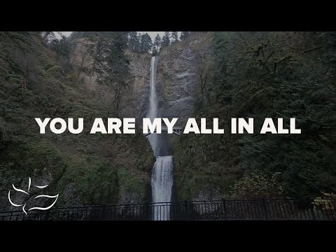 You Are My All In All | Maranatha! Music (Lyric Video)